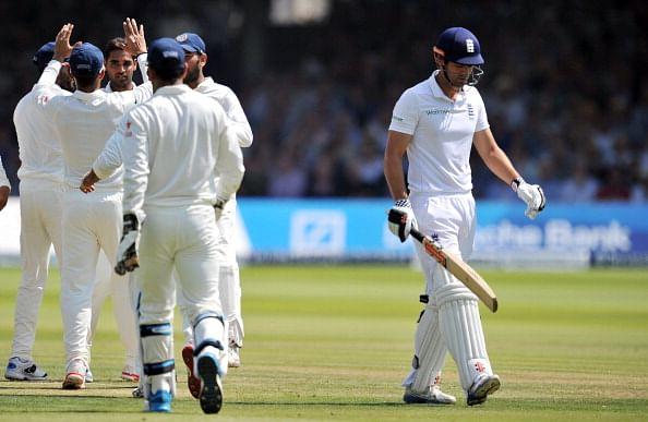 England v India - 2nd Test, Day 2: Bhuvneshwar Kumar removes England openers early