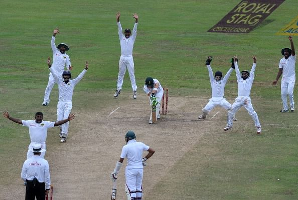Sri Lanka v South Africa - 2nd Test, Day 5: Records tumble in drawn Test as South Africa regain No. 1 spot