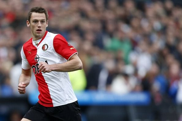 Manchester United target Stefan de Vrij set to complete move to Lazio