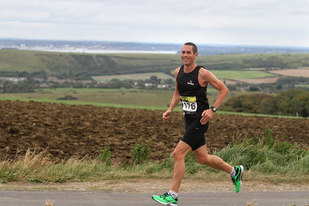 Steve Way: England's marathon man has had a rollercoaster ride so far