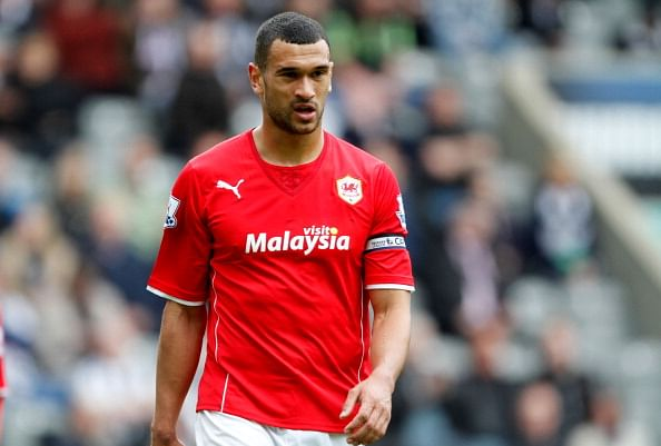 Cardiff City's Steven Caulker moves to Queens Park Rangers in a £8.5million move