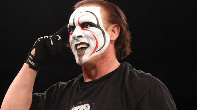 Sting to appear in WWE 2K15?