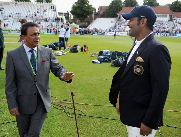 Sunil Gavaskar wants bat and ball to do the talking