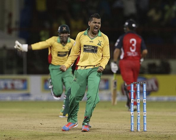 Caribbean Premier League T20: Sunil Narine bowls the perfect Super Over in a low scoring thriller