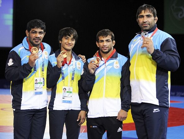 Commonwealth Games 2014: All the Indian medal winners after day 6
