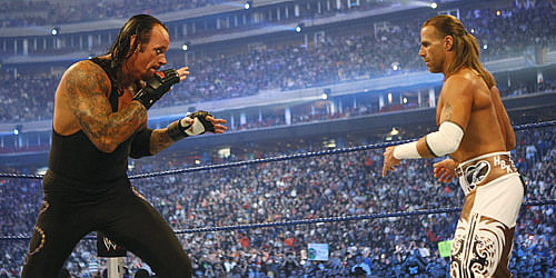 Undertaker's greatest WrestleMania match