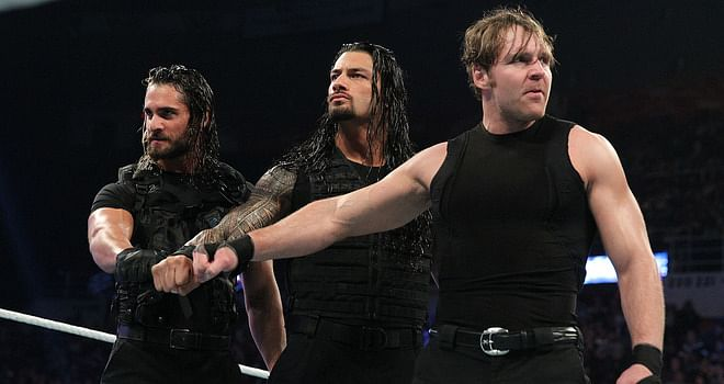 Rumour: Big plans for The Shield at 2015 Royal Rumble
