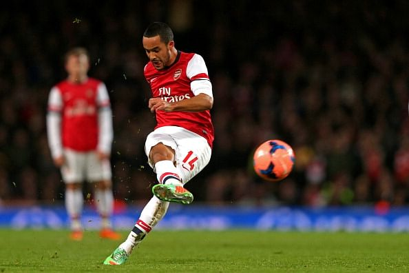 Arsenal forward Theo Walcott to resume training by August end
