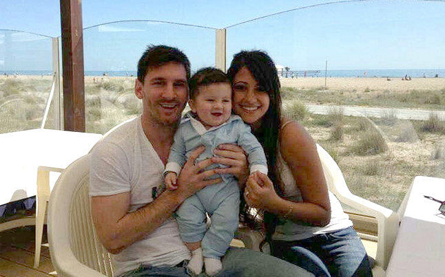 Lionel Messi FactsLionel Messi Wife And Son