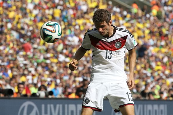 FIFA World Cup 2014: Best European XI
