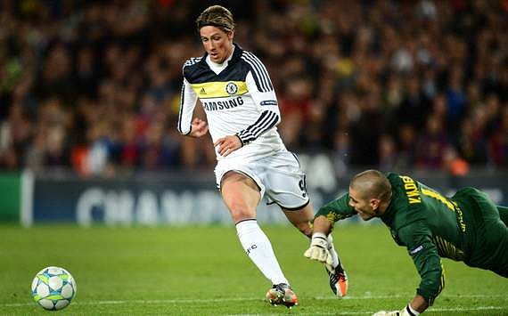 Fernando Torres' Top 5 goals for Chelsea