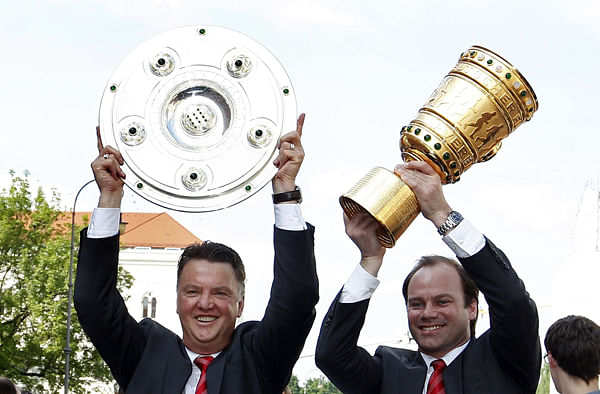 7 reasons why Louis van Gaal will succeed at Manchester United
