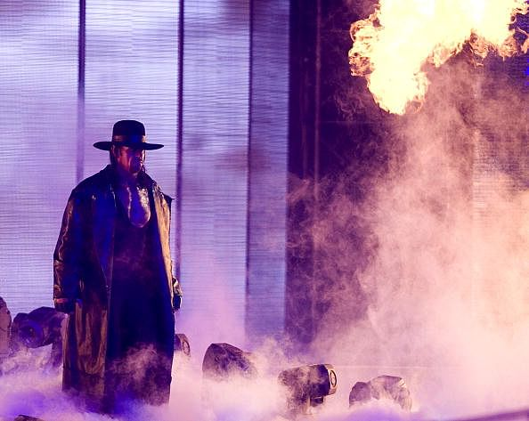 Undertaker collapsed at Wrestlemania, says Paul Heyman