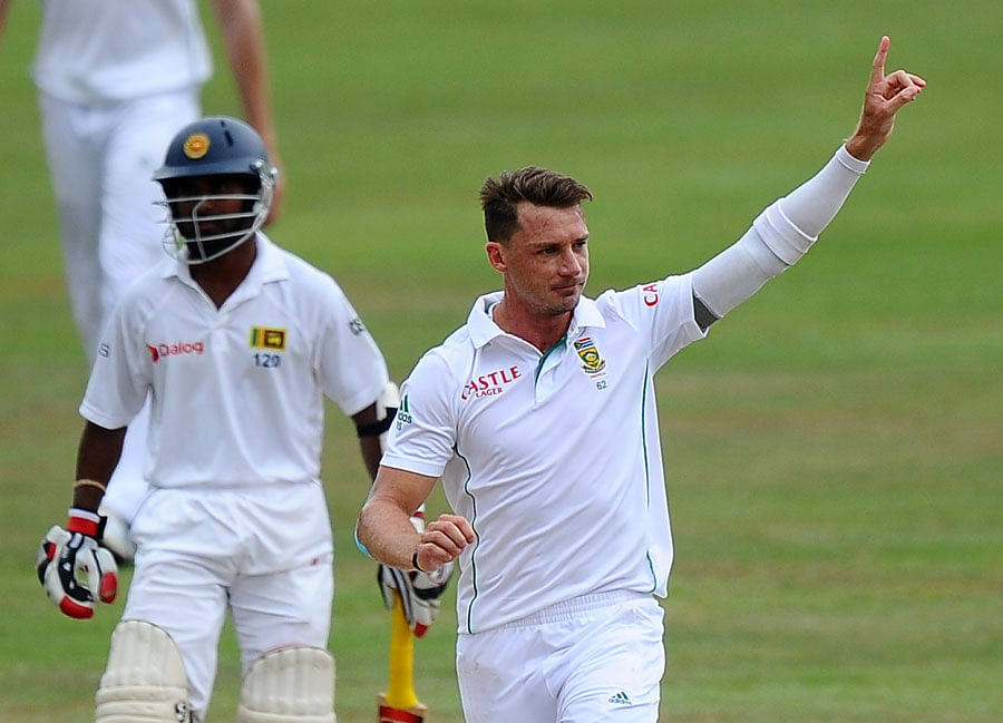 Dale Steyn becomes 15th highest wicket-taker in Test cricket