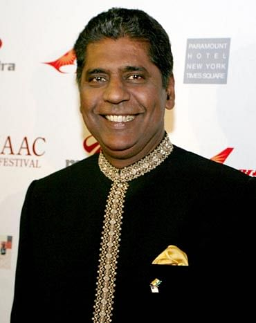 Vijay Amritraj to start Champions Tennis League in India