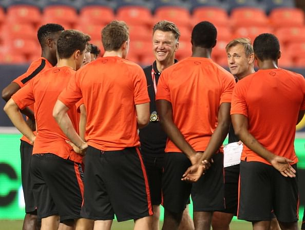"Why Manchester United are set to profit from van Gaal's ""Hollandisation"""