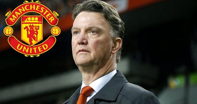Manchester United appoint Louis van Gaal as manager ...