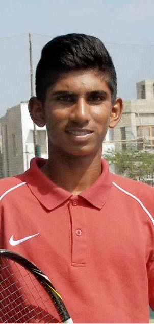 M.P. Prakash memorial AITA Championship: Vasisht Cheruku through to semis