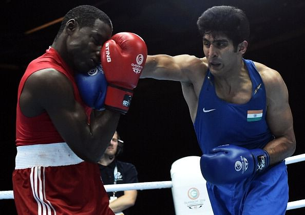 Commonwealth Games 2014: Five Indian boxers reach semifinals