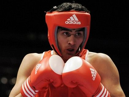 Commonwealth Games 2014: Boxing - Manoj, Vijender enter second round