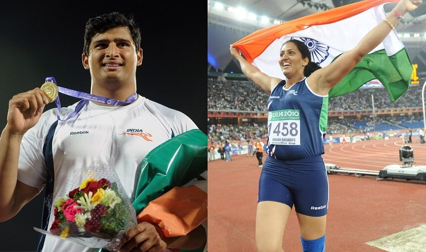 CWG 2014: Indian javelin throwers don't take part in final round, fail to score