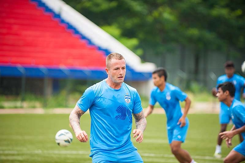 I-League: I hope to be here for many years – Bengaluru FC's Joshua Walker
