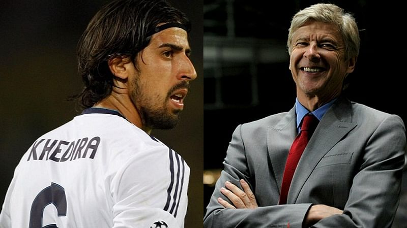 [Satire] How Wenger used the German trio to convince Sami Khedira to join Arsenal