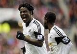 Reports: Liverpool in advanced talks with Swansea over Wilfried Bony