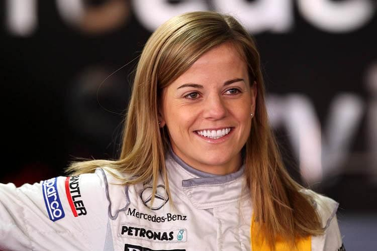 British Grand Prix 2014: Susie Wolff will feature in Friday's practice session