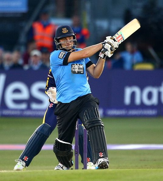 Luke Wright's 153 helps Sussex pull off the highest ever run chase in T20 history