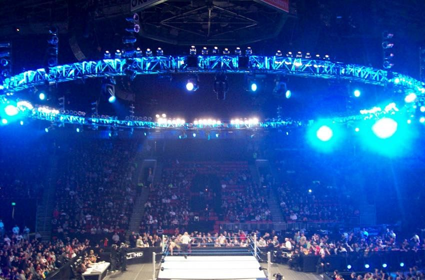 WWE Smackdown tapings and Main Event schedule