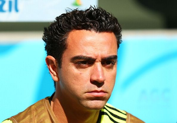 Reports: Barcelona's Xavi to join David Villa and Frank Lampard at New York City FC
