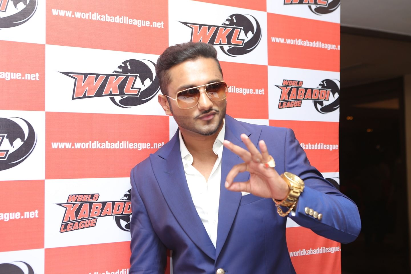 Singing sensation Yo Yo Honey Singh buys team in World Kabaddi League, names it 'Yo Yo Tigers'