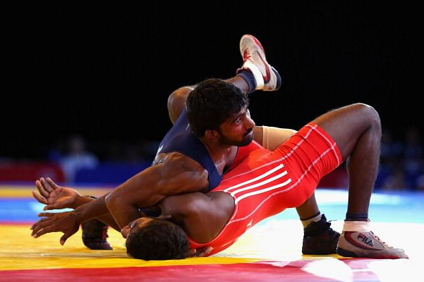 Commonwealth Games 201: Three more gold medals possible for India in wrestling