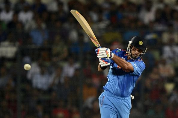 Yuvraj Singh to hold a charity auction for cancer
