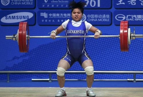 Asian Games 2014: Kazakh weightlifting team confident of winning three gold medals