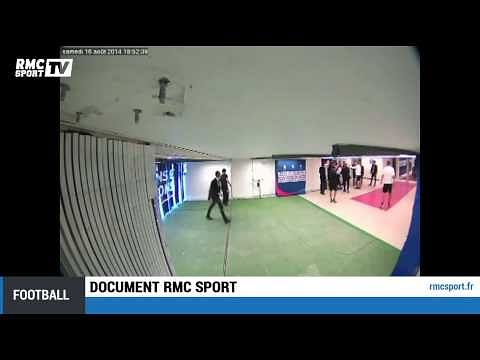 Video: Bastia striker Brandão headbutts PSG's Thiago Motta in the tunnel after their Ligue 1 clash