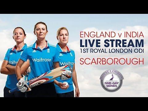 LIVE Streaming: England Women vs India Women - 1st ODI