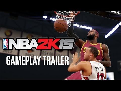NBA 2K15 official gameplay trailer