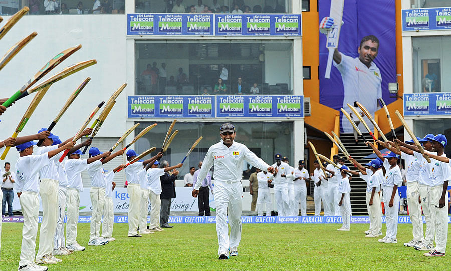 Twitter reactions to Mahela Jayawardene's Test retirement