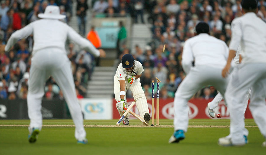 England v India 2014: Four villains of the Pataudi Trophy