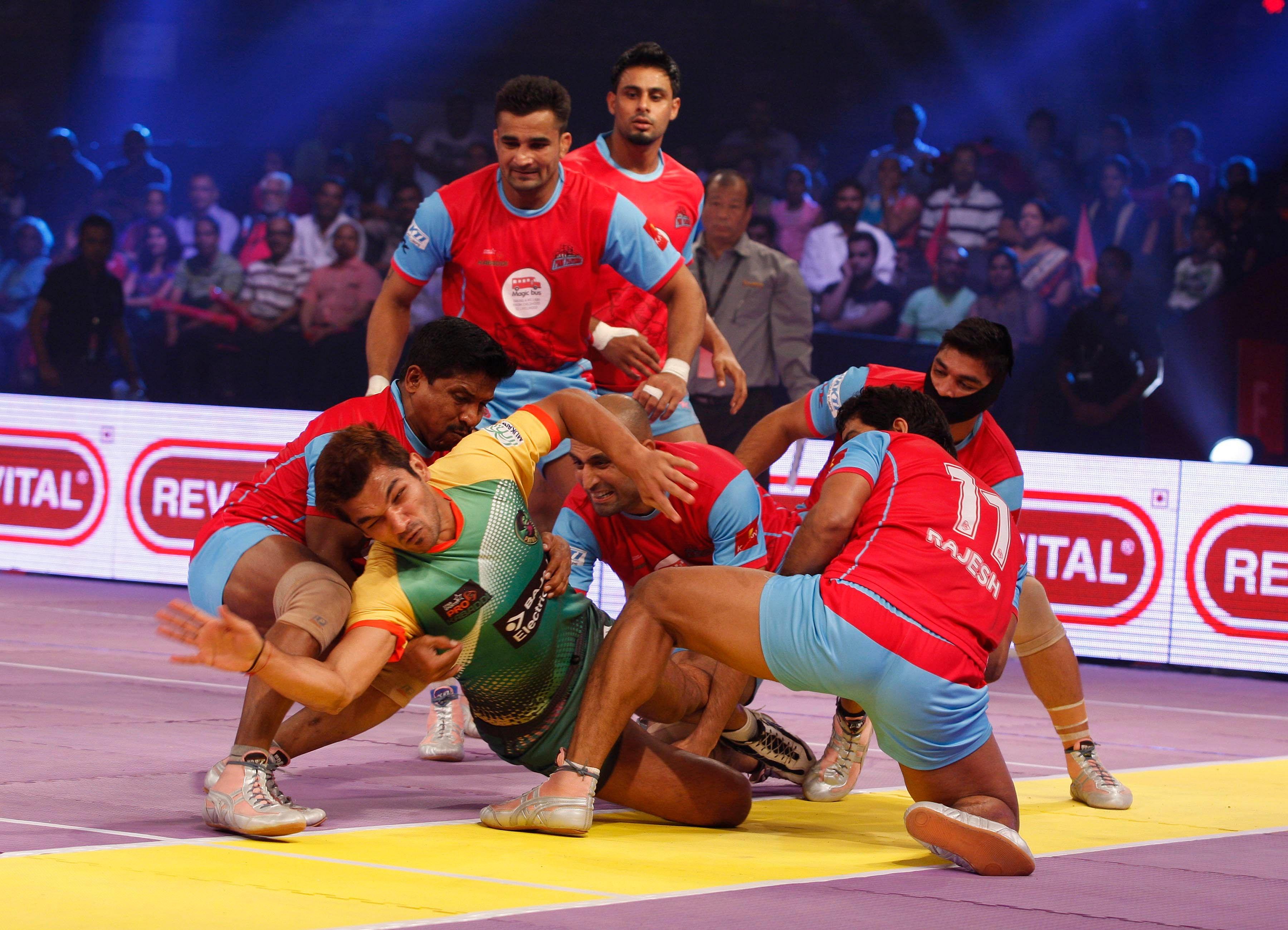 Pro Kabaddi League: Jaipur books the first final spot by defeating Patna