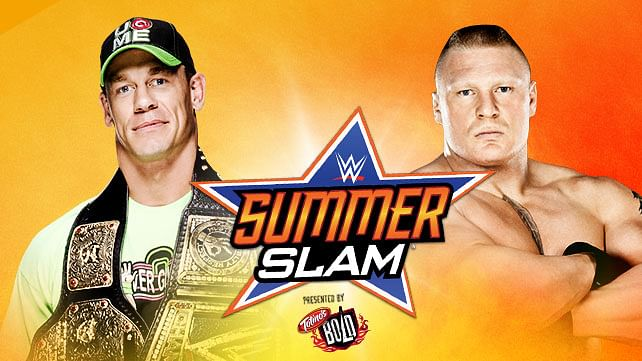 WWE SummerSlam card: 8 huge matches set for the PPV