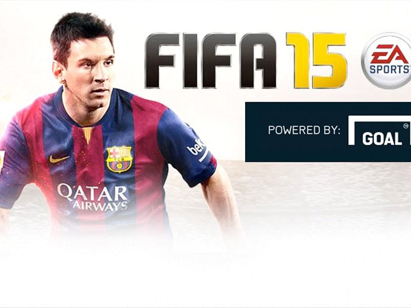 EA Sports teams up with Goal for FIFA 15