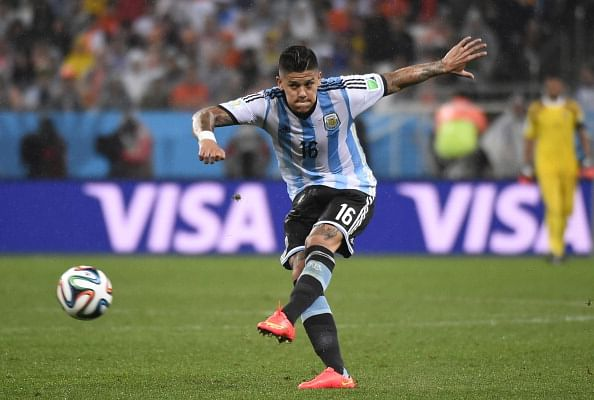 Rumour: Southampton ready to break club record fee for Argentina defender Marcos Rojo