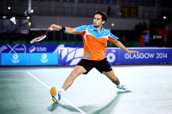 Parupalli Kashyap clinches a thriller to reach the Glasgow CWG badminton singles final