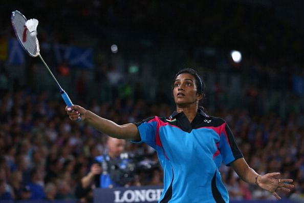 P V Sindhu suffers shock defeat, loses Glasgow CWG semifinal to Michelle Li