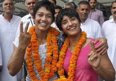 Babita, Vinesh and Geeta scripting a revolution in Haryana with their wrestling exploits