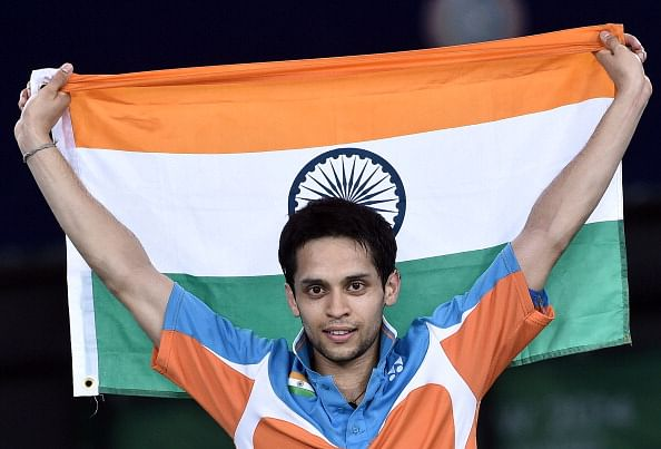 Parupalli Kashyap congratulated by Telangana Chief Minister for CWG gold medal