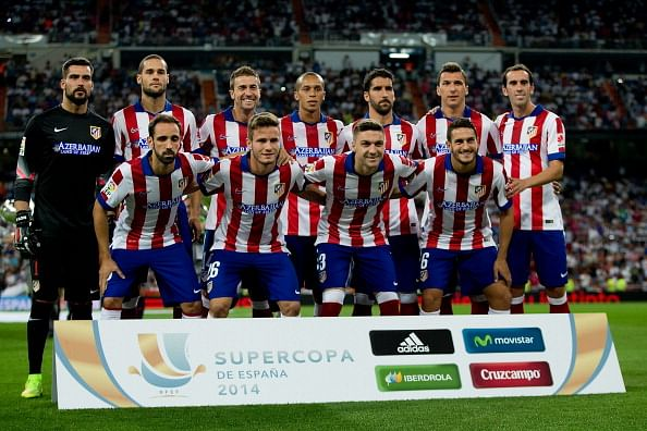 First impressions of the La Liga champions: Atletico Madrid look battle-ready